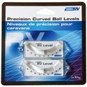 Picture of Camco RV Level, Curved Ball, Precision, 2/pk 03-1163 25553 14-8463